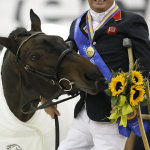 WEG Paradressage Gold Medalist Lee Pearson Injured in Fall in Britain