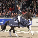 Totilas Slides by Ravel in Freestyle Dressage: What Almost Happened at Aachen Today