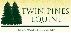 logo for Twin Pines Equine Veterinary Services LLC in Voluntown, Connecticut