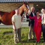 "Louisiana State University Equine Hospital Dedicates ""The Lexi Suite"""