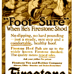 Why Would Bridgestone Tires Sponsor the Rolex 3-Day Event? Firestone Rubber's History May Have an An...
