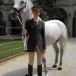 Graduation Day: Spanish Riding School's First Female Rises in Rank