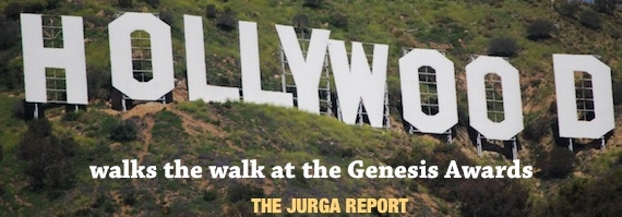 Anna Berthold Hollywood sign The Jurga Report
