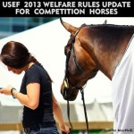 """US Equestrian Federation Initiates Horse Welfare Rule Changes: Injection Times and """"Collapse Ru..."""