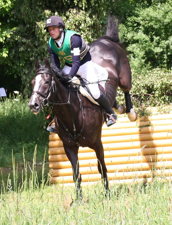 Michael Jung and Halunke FBW at Wiesbaden, Oliver Abels photo