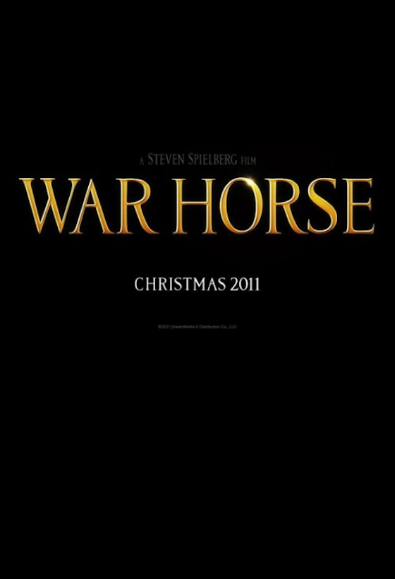 War Horse logo and Christmas announcement