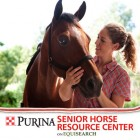 Purina Senior Horse Resource Center