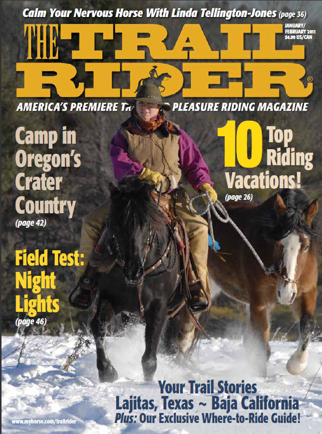 Subscribe to The Trail Rider