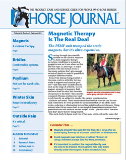 Subscribe to Horse Journal