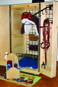 Stable Valet Portable Tack Locker