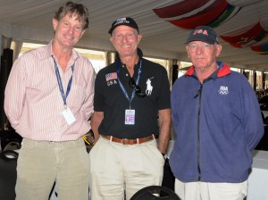 Chain of command: U.S. show jumping's chef d'equipes, future, present and past; Robert Ridland, George Morris, Frank Chapot
