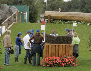 Modern eventing professionals must balance preparing their clients with preparing their own horses for major ­competitions. The mental and physical energy required to train clients could instead be directed toward doing the best possible job with their horses.