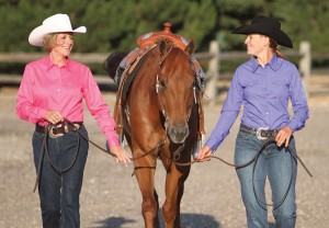 A half-lease arrangement can be a great way to cut your horse-owning costs. It's also a good way for a non-horse owner to save time and money, but still get the horse connection and saddle time.