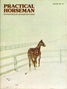 Practical Horseman January 1973