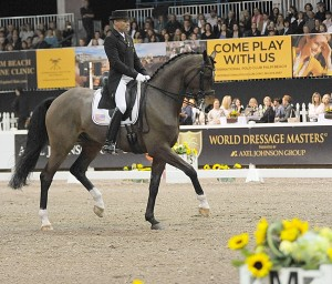 Steffen Peters on Legolas