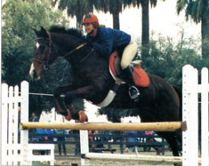 May 1995 Jumping Clinic with George Morris